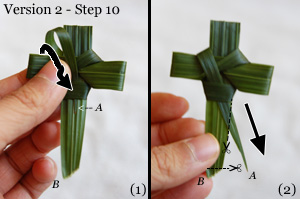 Palm Crosses Tutorial - 2.10