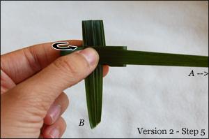 Palm Crosses Tutorial - 2.5