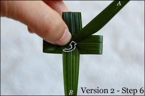 Palm Crosses Tutorial - 2.6